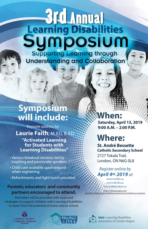 Learning Disabilities Symposium