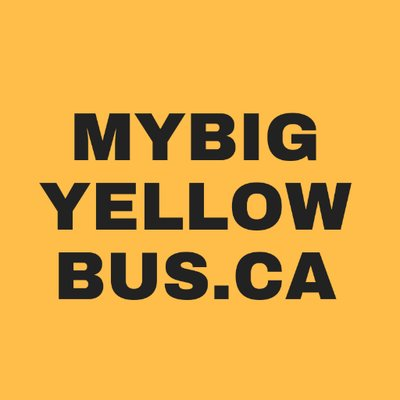 my big yellow bus